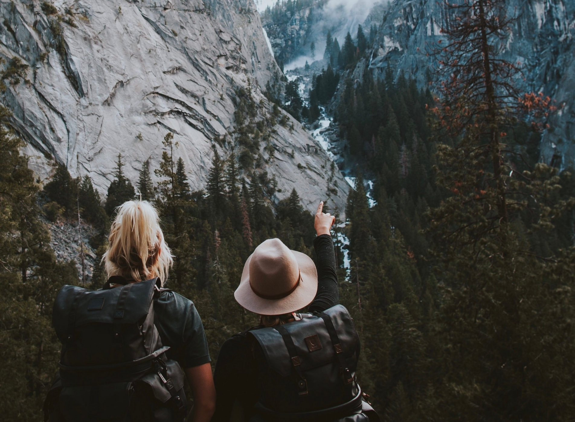 Outdoorsy  - all good things are wild and free