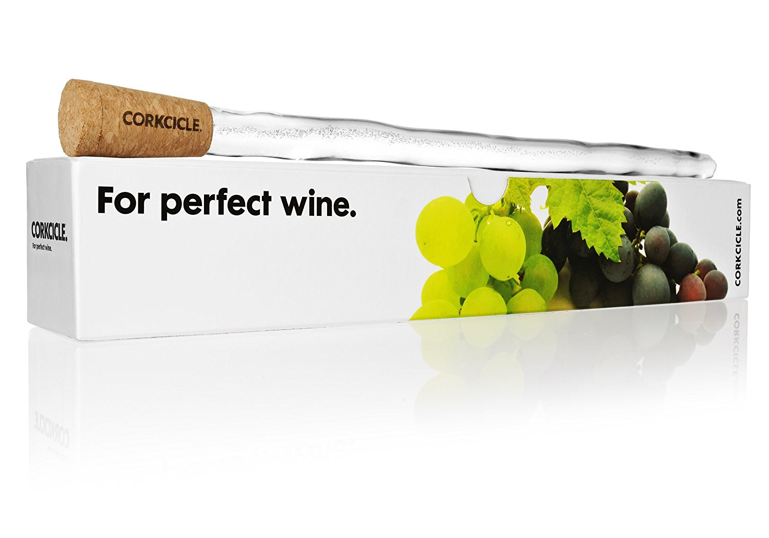 We would love this wine chiller from the MoMA Design Store even if it wasn't award-winning! - $