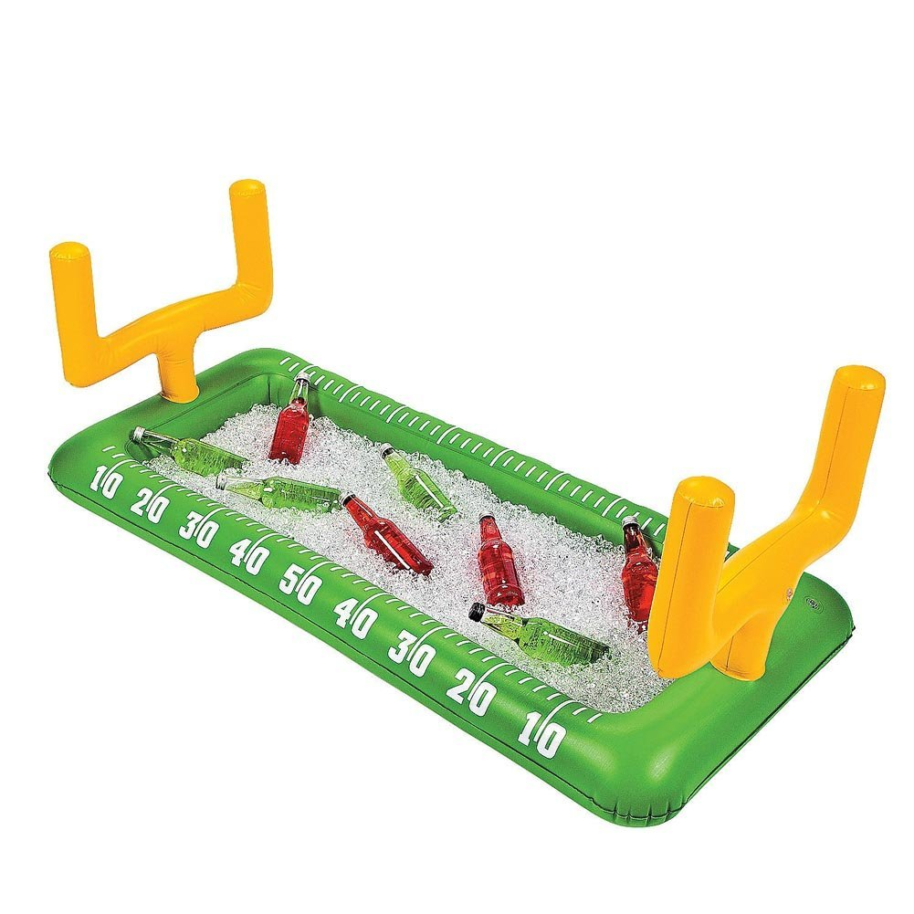 This cooler is a great way to put points on the board at your next football party, tailgate event, or playoff celebration! - $