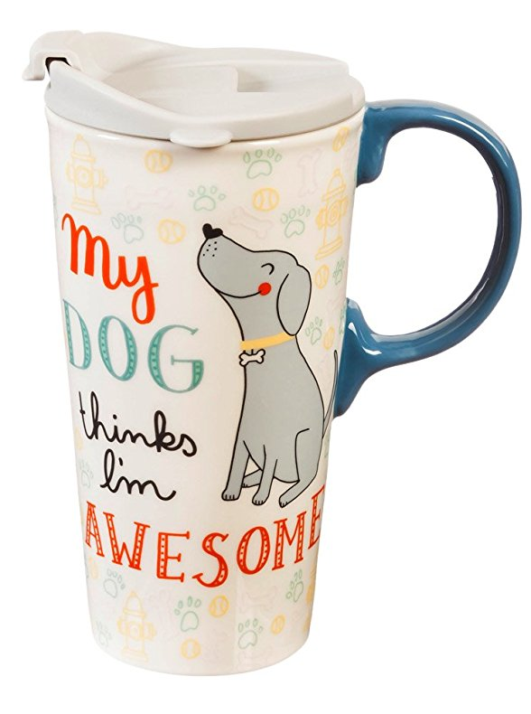 Perfect for mornings at the dog park. - $