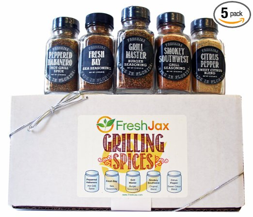 A finger-licking good set of rubs - perfect to use all year long! - $
