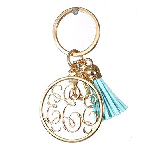 Personalized and beautiful key chain for her. - $
