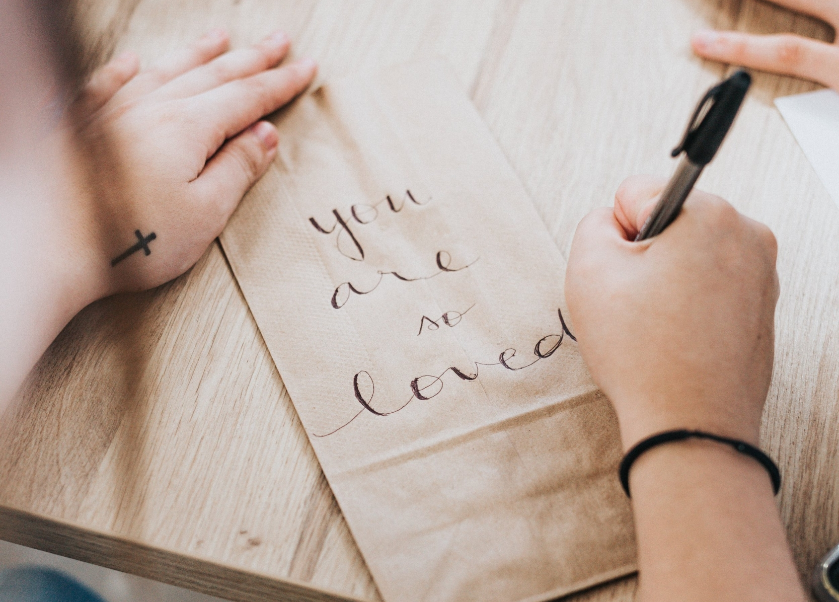 words of affirmation - Actions don't always speak louder than words. If this is your Love Language, unsolicited compliments mean the world to you. Hearing the words,