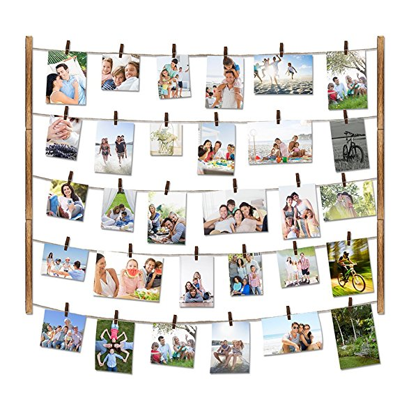 Start with clips of date ideas, and replace them with photos and memories from each date! - $