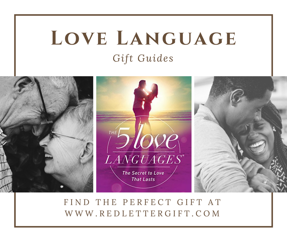 The Love Language Gift Guide