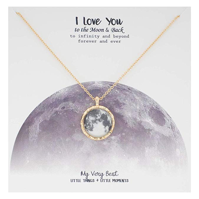 I love you to the moon and back. - $
