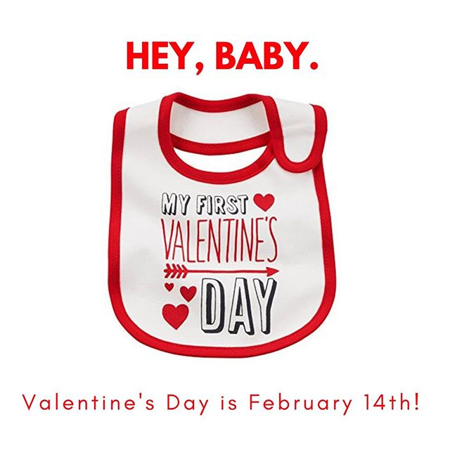 Don't forget to shop for the littlest Valentine's on your list this year! With the great gifts available in our gift guide, you're sure to find something for everyone on your gifting list!  Link in profile! . . . . . #baby #firstvalentinesday #newborn #bibs #redlettergift #valentinesday #specialgifts #february14