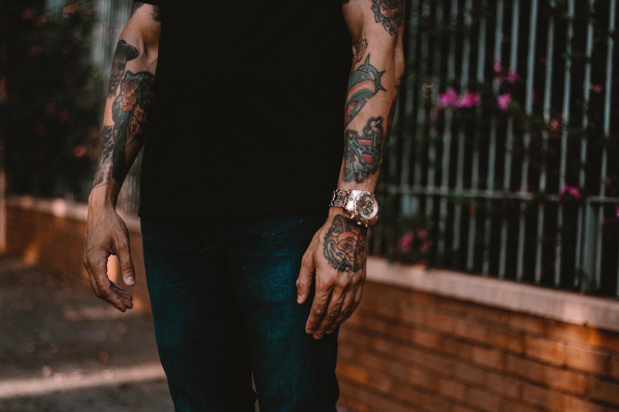 Non Tattoo Industry Links -