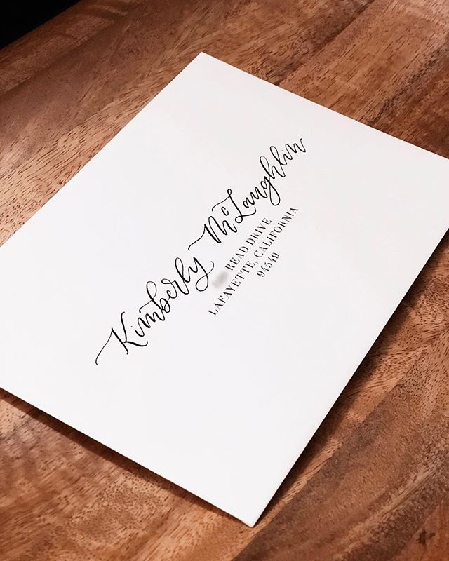 For years I never had a hobby let alone side hustle. My husband was always out biking, taking music lessons, writing, or playing hockey and I did nothing. I didn't feel passionate about anything. But I wanted to! So I started exploring different ideas and randomly took a calligraphy class that I thought might be fun. Four years later and I LOVE that my nights are now filled by creating beautiful things for people. So if you're looking to add fulfillment to your life... just start somewhere! Get out and do something crazy or different and you never know where it might lead!