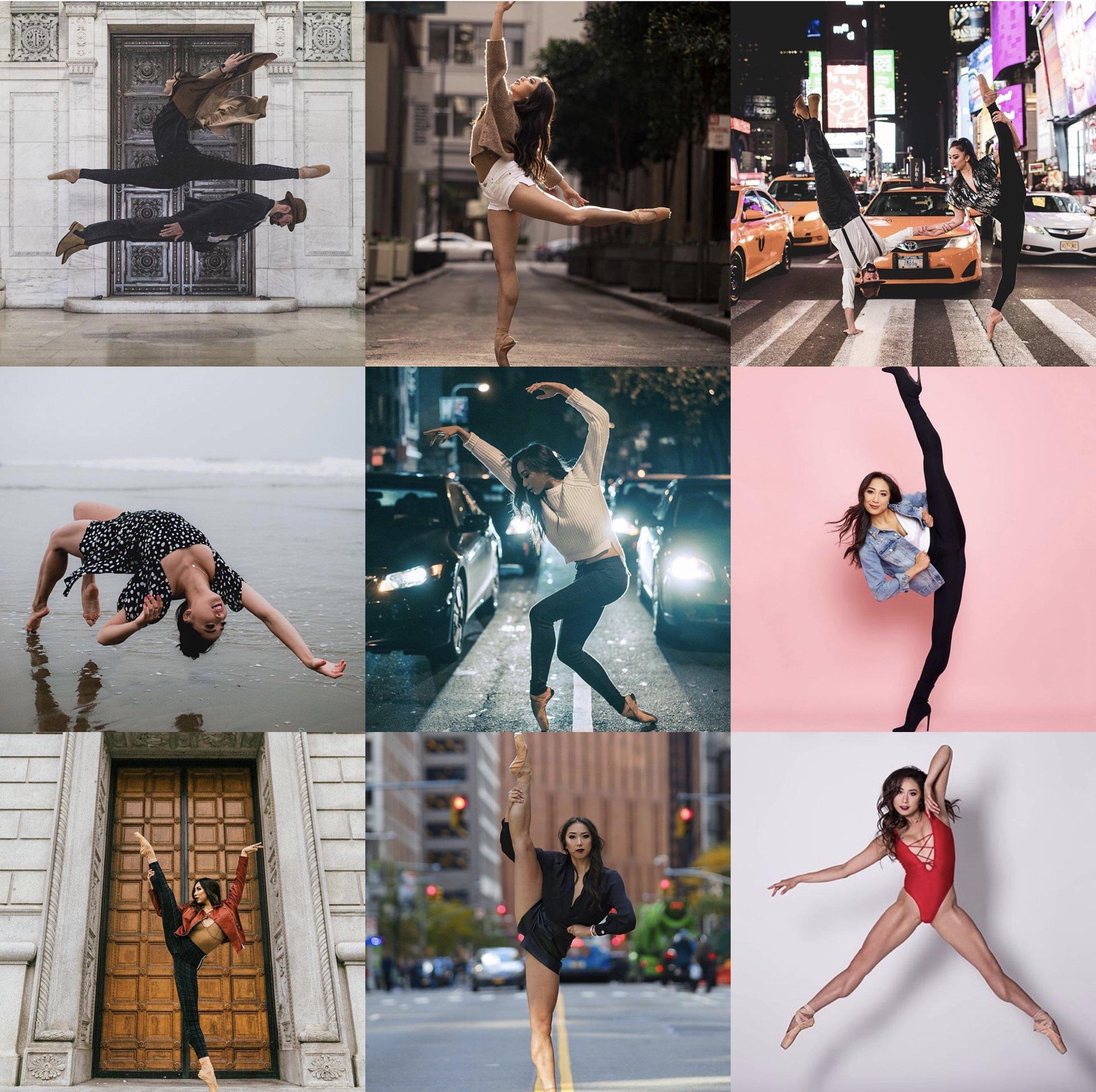 INSTAGAM'S BEST NINE OF 2018!      Photos by Kien Quan, Matthew Carlson, Julian Zabala, Nathan Carlson, Justin Patterson, James Jin, David Tufino, and Karolina Knepaite