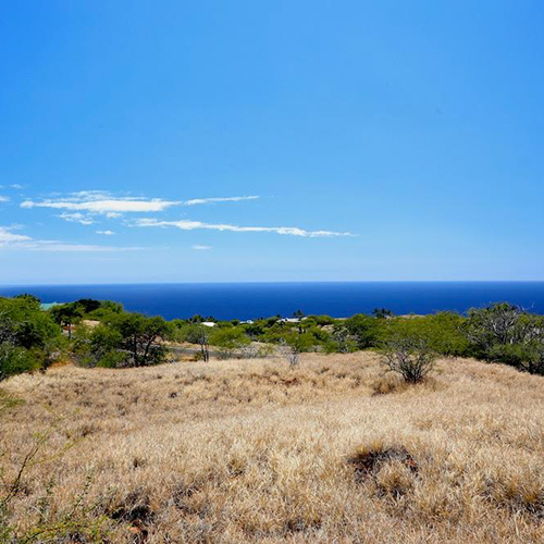 It's time to come look at this beautiful property.Kohala Ranch is a private gated subdivision on the Kohala Coast of the Big Island.  View Listing    →