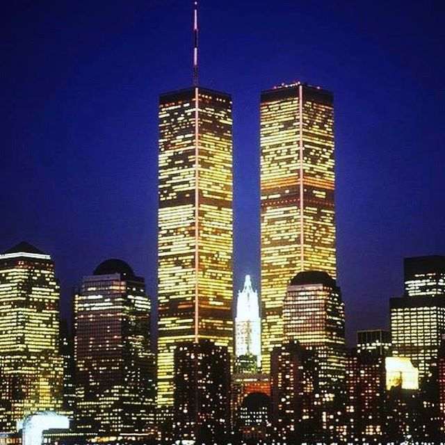18 years ago today,  3000 people would be spending their last night together with their families.  Think about that for a second.  #neverforget #9/11 💔