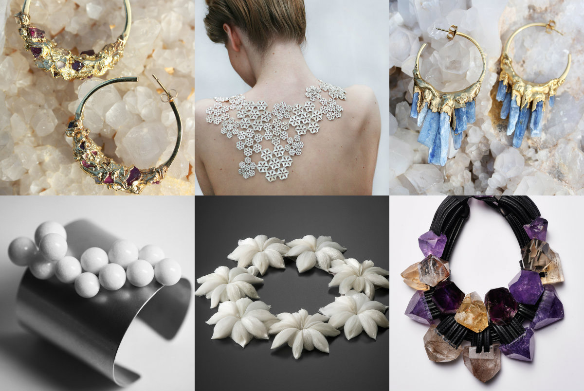 Artist-Made Jewelry - Meet the designers