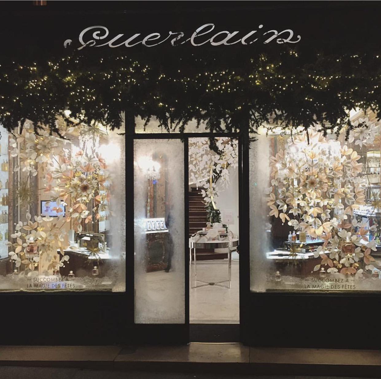 - Fairytale Window on the Champs-Elysees
