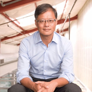 Jerry Yang, Co-founder of Yahoo, inc.