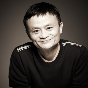 Jack Ma, Chairman and founder of Alibaba, inc.
