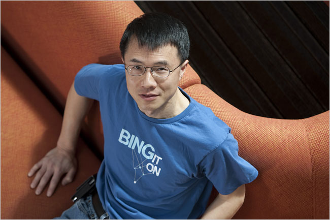 """<p><strong>Qi Lu</strong>COO, Baidu Inc.<a href=""""/area-of-your-site""""></a></p>"""
