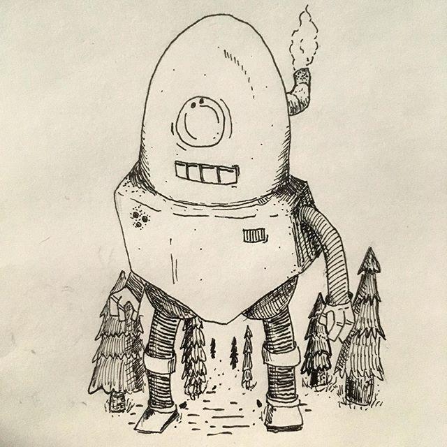 Work doodle.