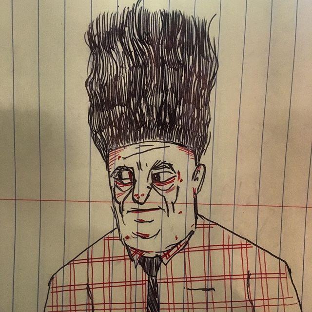 Work doodle