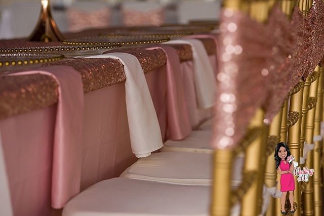 This may be one of our FAV blush, Marsala and gold weddings so far! No color outshined the other! #loveit  Photocreds: @ken_gordon  #castlehillpavilion #castlehill #chp #inhousedecorator #florencems #outsidevenue #bookwithus #perfectionwed