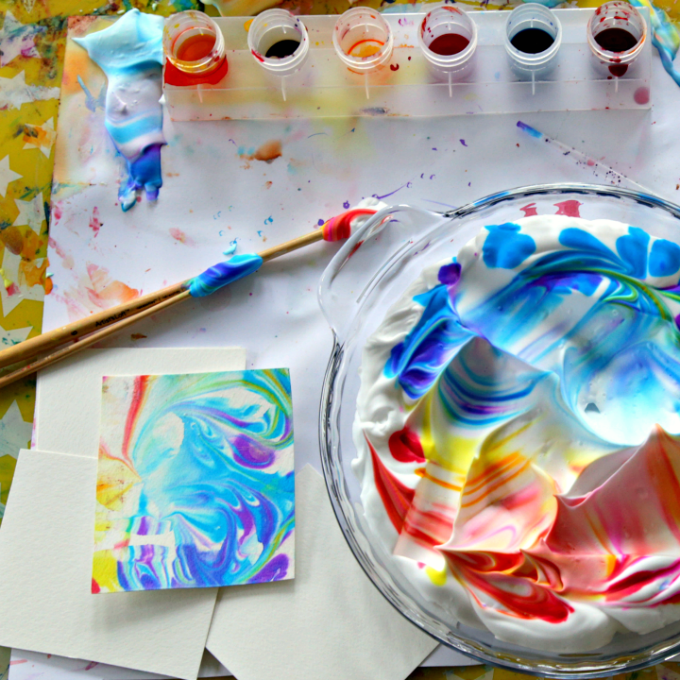 DIY-Marbled-Paper-with-Shaving-Cream-and-Watercolors-Square-2.png