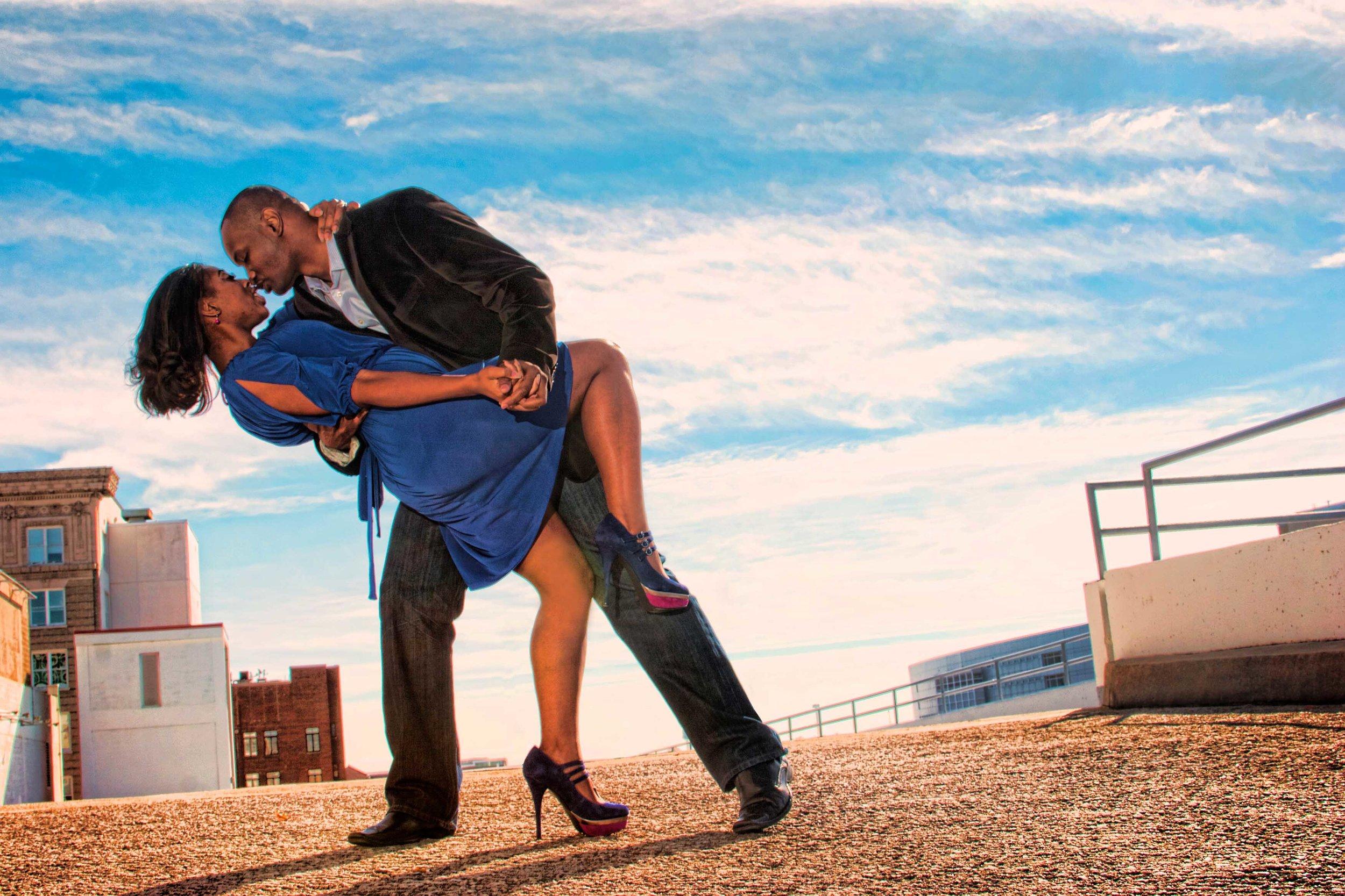 Durham NC Engagement Photography