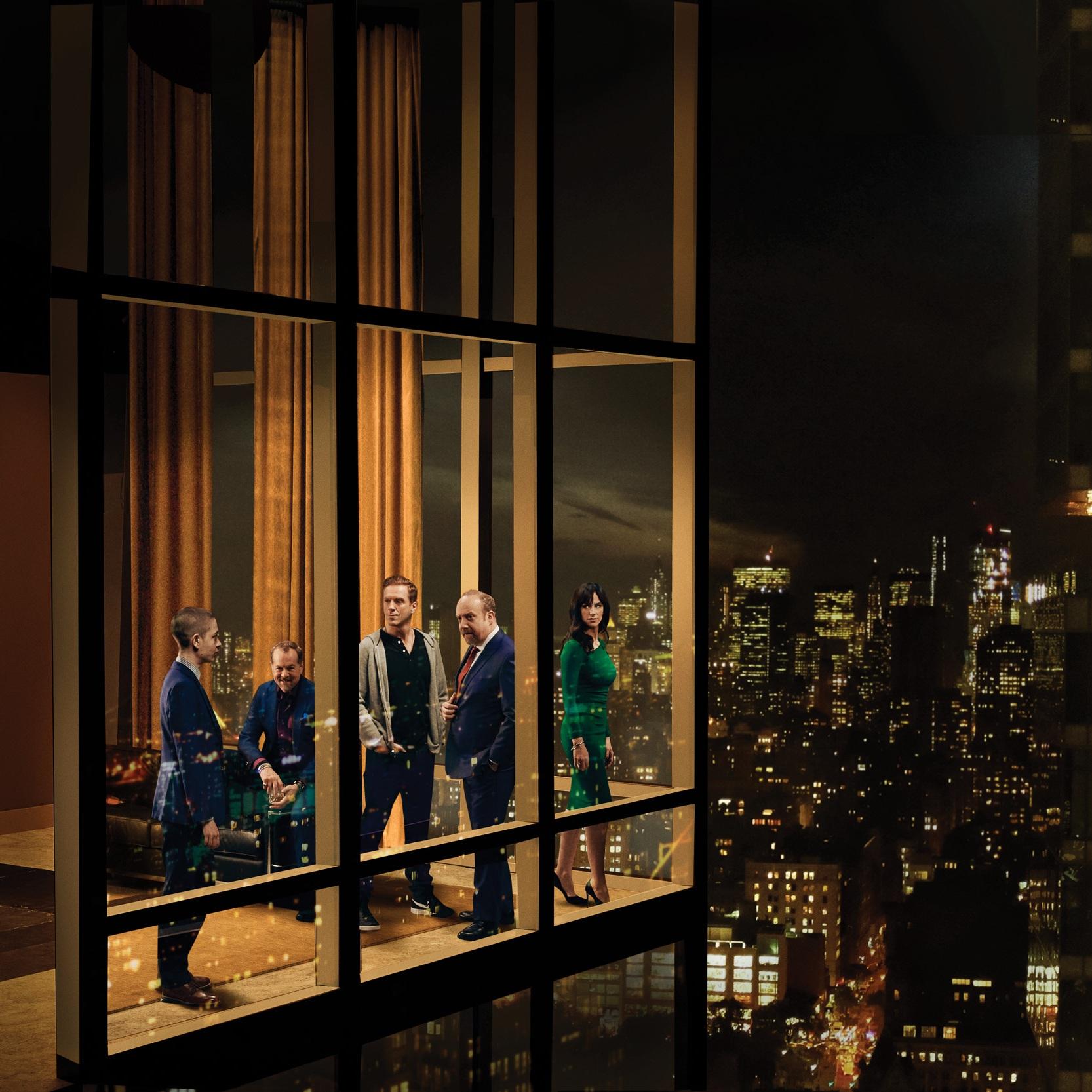 Billions - Client: ShowtimeLocation: New York, New YorkPhotographer: Marc Hom