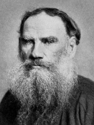 "Leo Tolstoy   ""If everyone fought for their own convictions there would be no war."""