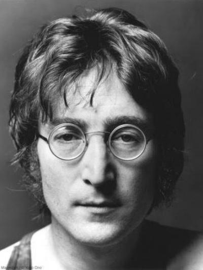 "John Lennon    ""Peace is not something you wish for. It's something you make, something you do, something you are, and something you give away."""