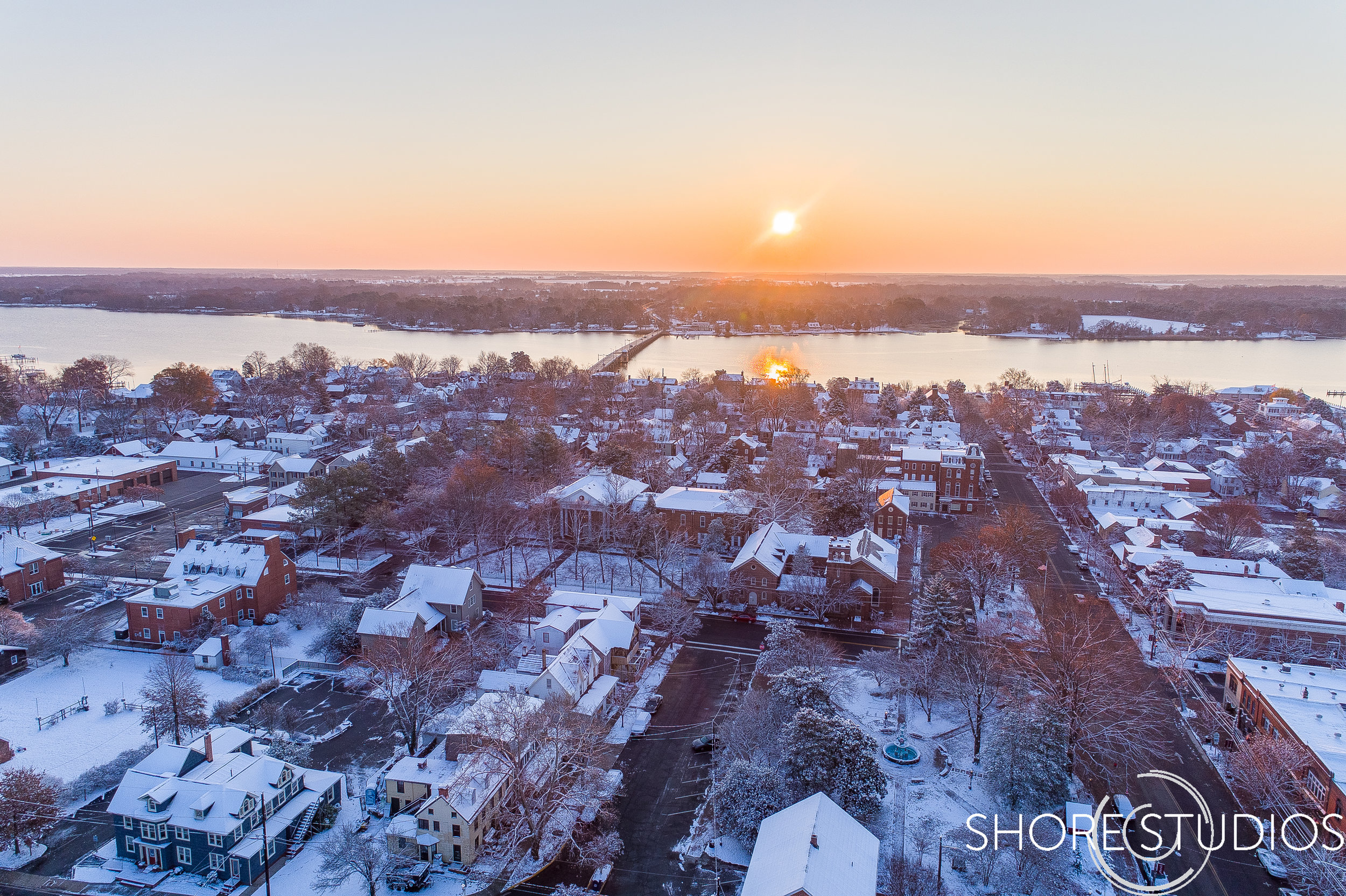 Aerial Chestertown