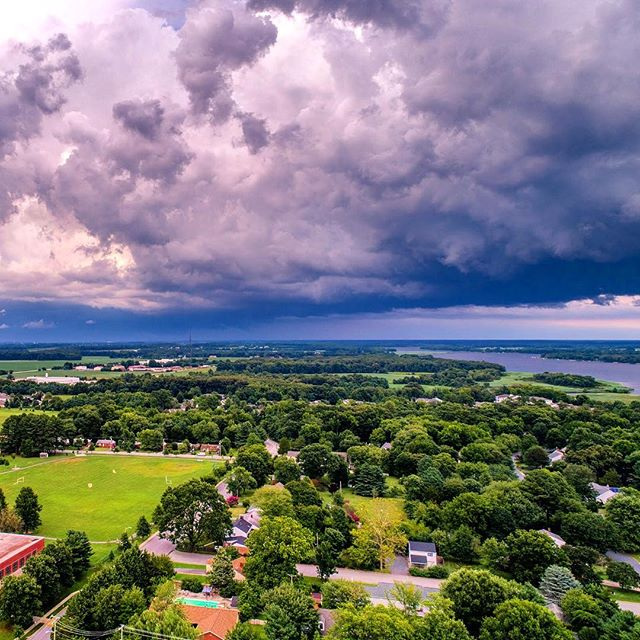 Storm coming in. Weather has been gross these past several days, but they make for epic photos