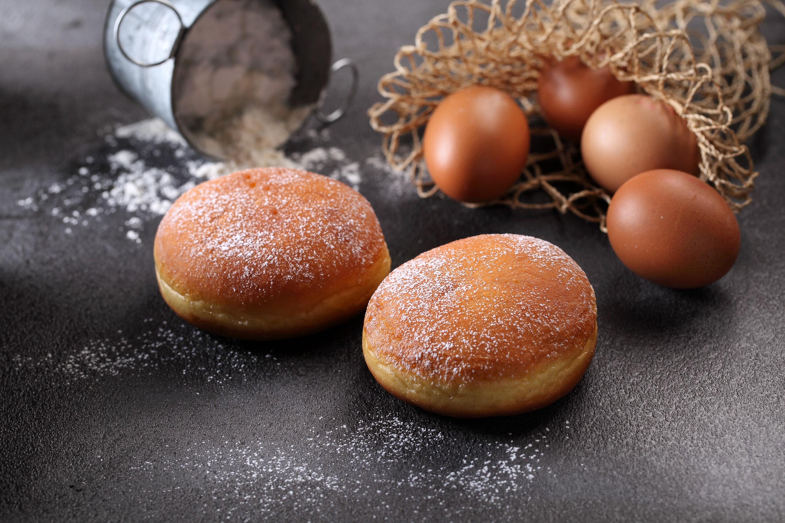 Portugese Donuts (Malasada)