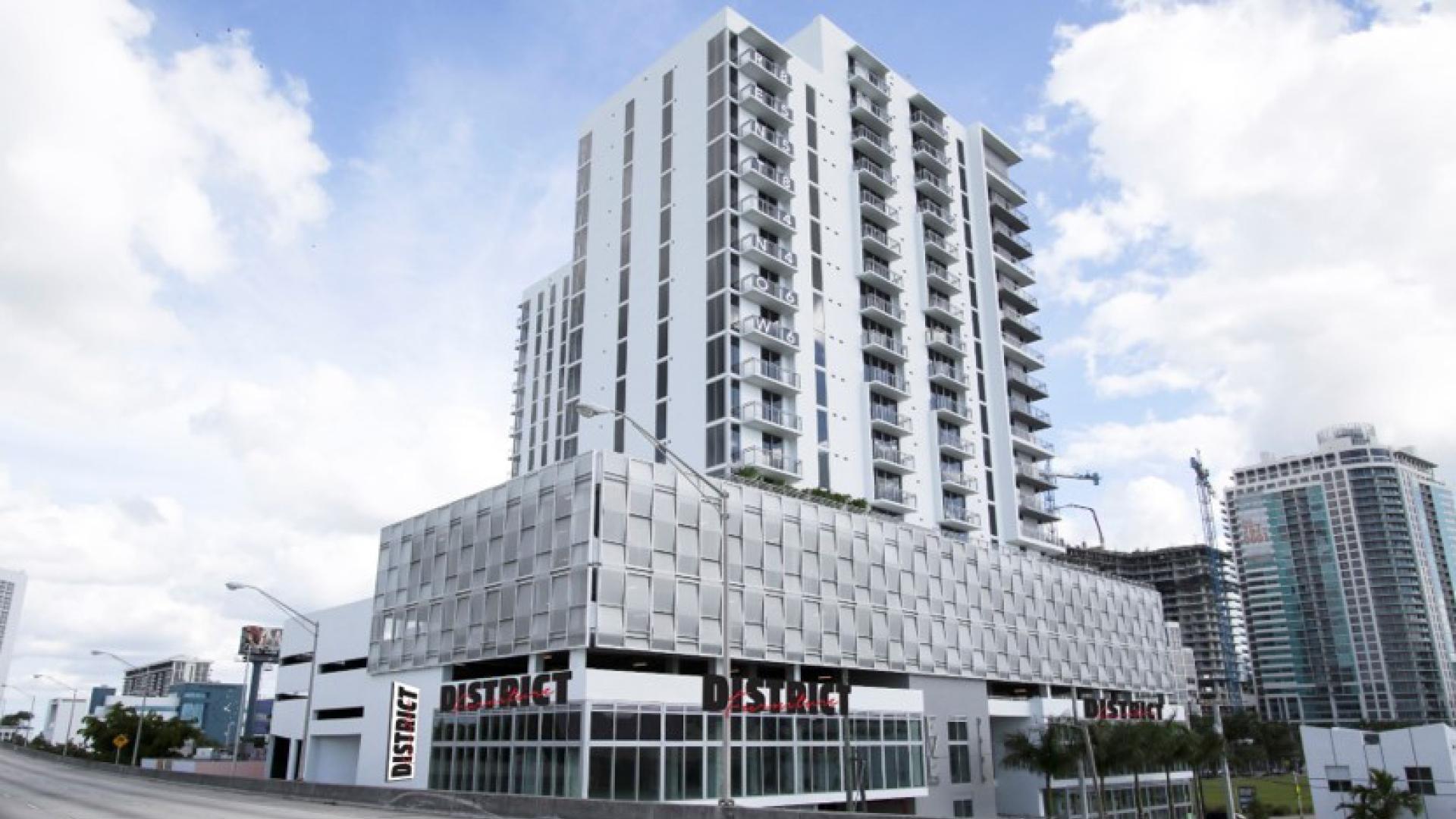 District 36 - Midtown Miami