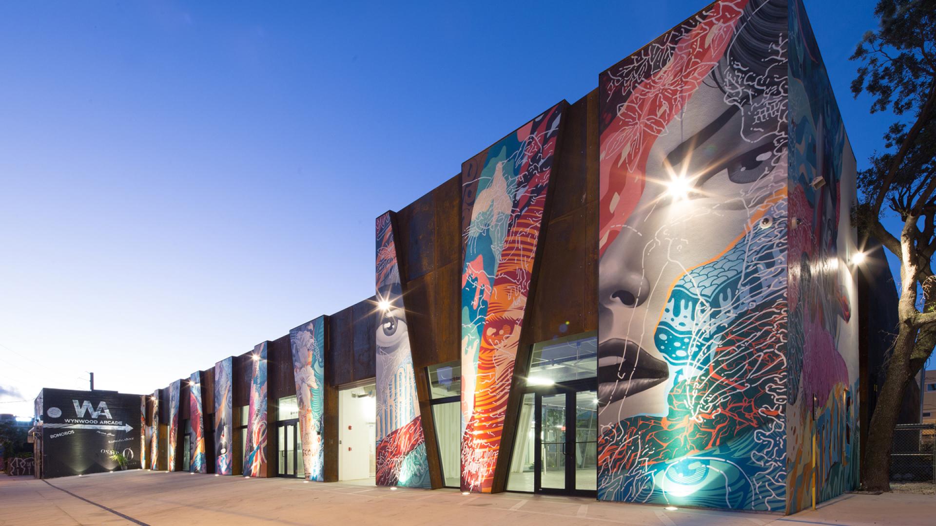 Wynwood Arcade - Wynwood Arts District