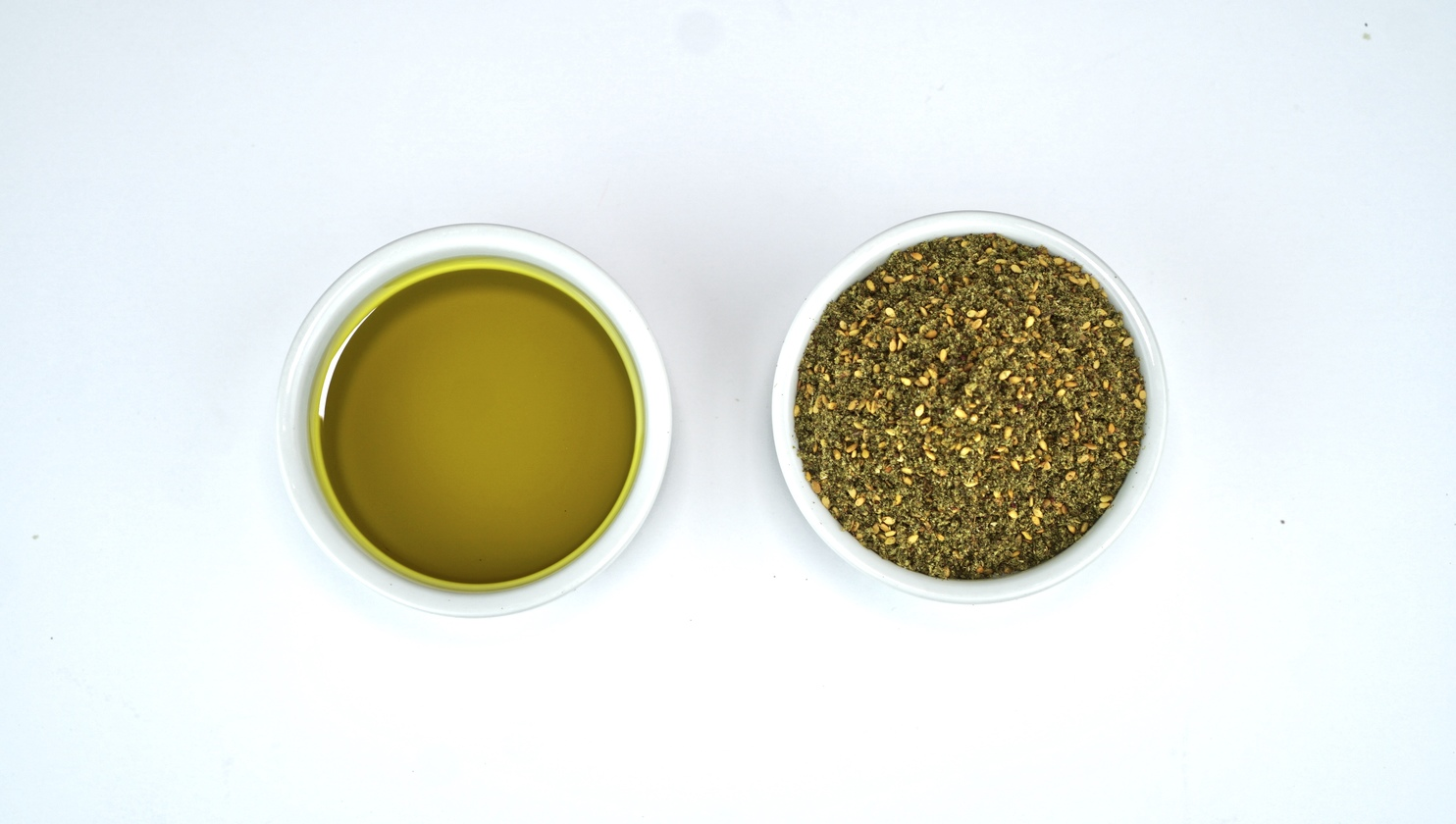 Za'atar herbs boast significant health-enhancing properties, since sumac, thyme, and oregano are all chock full of flavonoids, organic compounds that are important dietary sources of antioxidants that can protect cells from damage.
