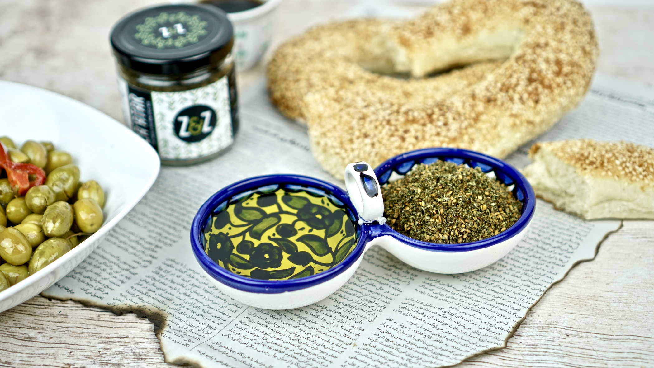 But is za'atar brain food? Well, there's this tantalizing tidbit about carvacrol: At least in animals, it seems to travel from the blood into the brain relatively easily.