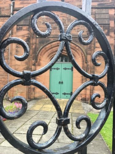 church in edinburgh, scotland