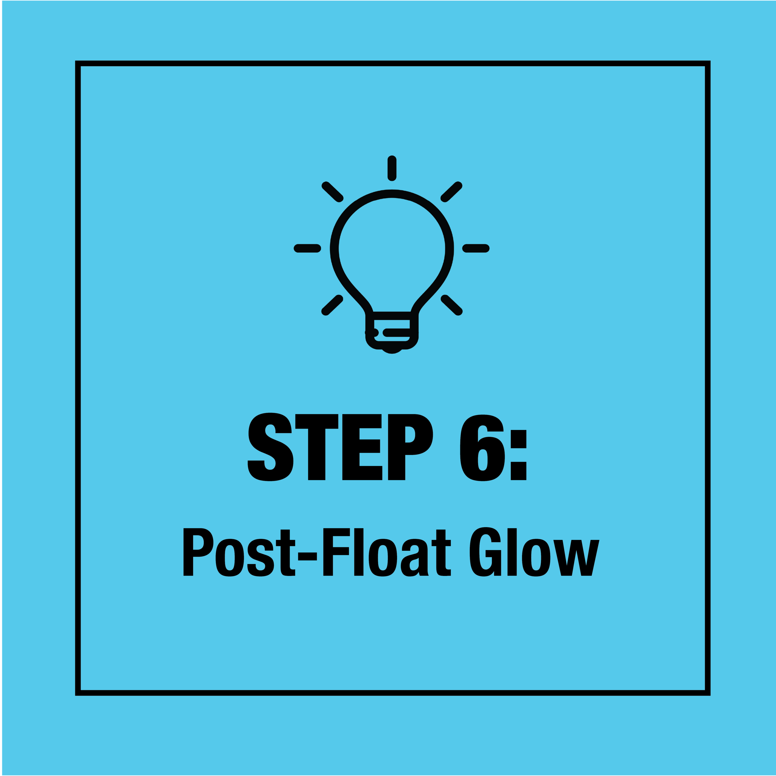 Exit the water, shower, chill in our lounge area, share your experience, and bask in your post-float glow!