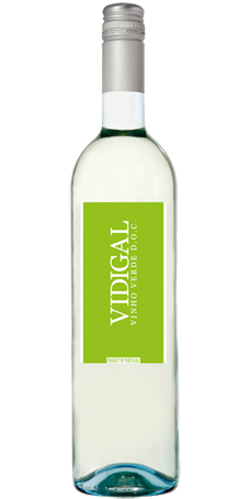 2016 Vidigal Vinho Verde- The best wine to be drinking this time of year- light, fizzy, low alcohol, and it tastes like lemon and peaches
