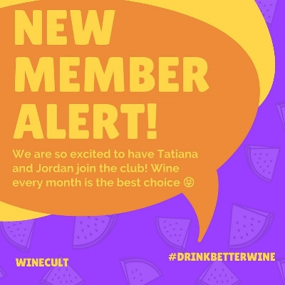 Become our newest CULTmember today! www.rivierawinegroup.com