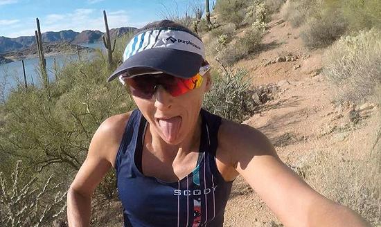 Laura Siddall in Arizona