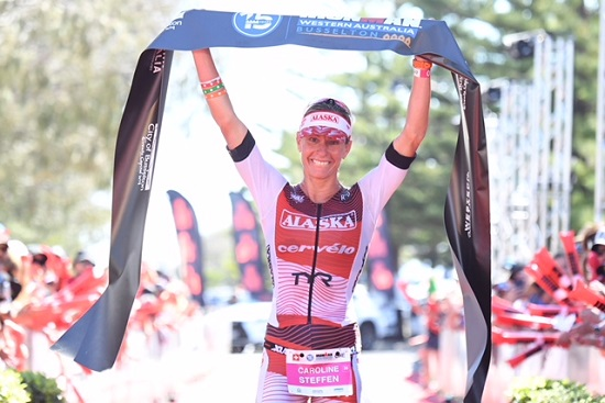 Caroline Steffen IMWA Champion