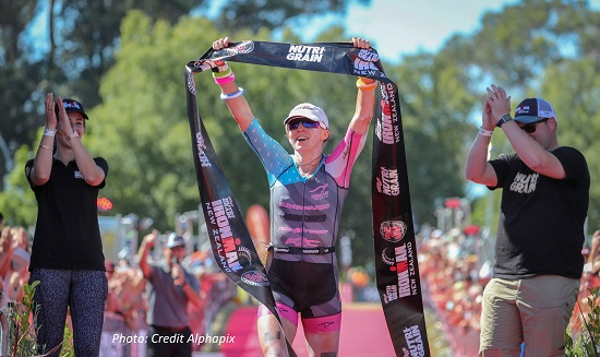 Jocelyn McCauley - 2019 IMNZ Champion