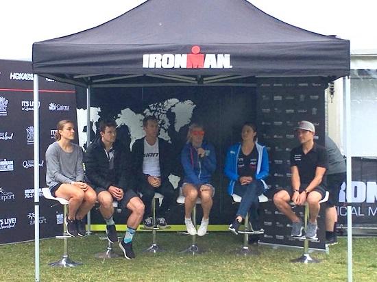 Pro Panel: IRONMAN Cairns - we hear from Sarah Crowley and Teresa Adam