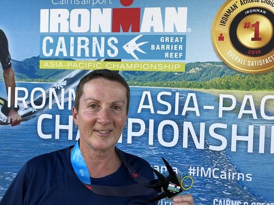 Leigh Davidson – Fitter Radio Coffee Club free race entry winner