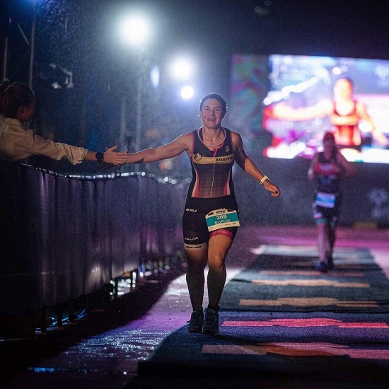 Sophie Lysaght - Marketing Communications Manager, IRONMAN Oceania