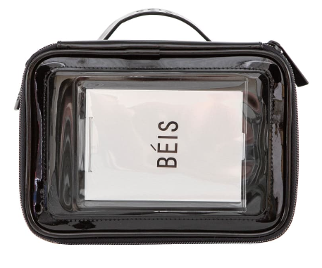 Beis The Carry-On Cosmetic Bag