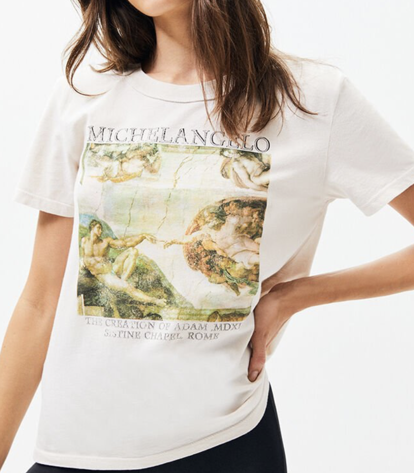 PS / LA Michelangelo T-Shirt