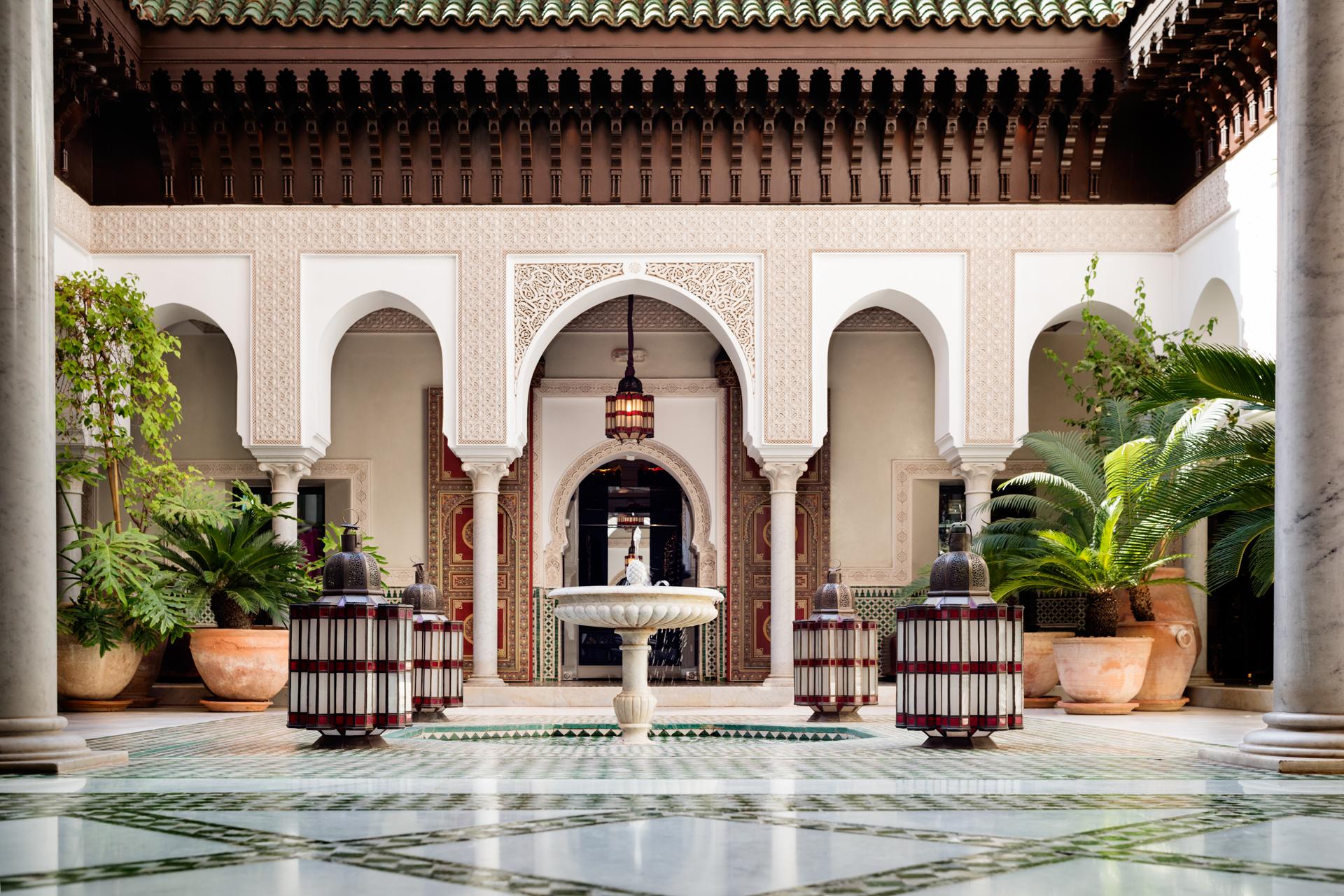 Morocco – La Mamounia