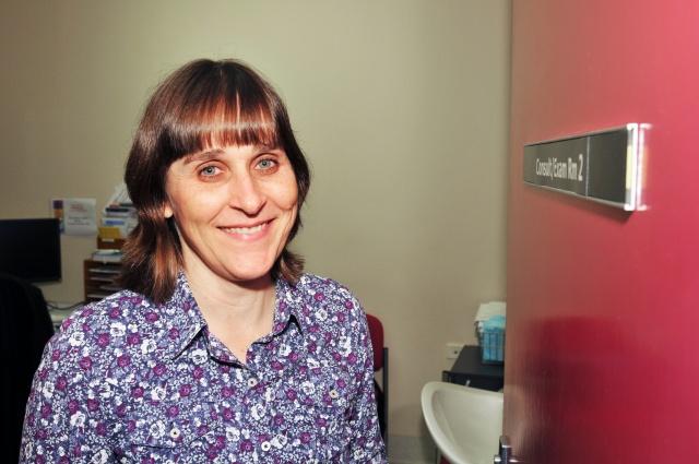 Dr Hannah Krause Obstetrics Gynaecology QEII Hospital
